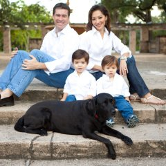 Coral Gables Family Photography