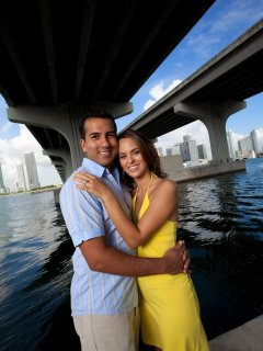 South Beach Engagement
