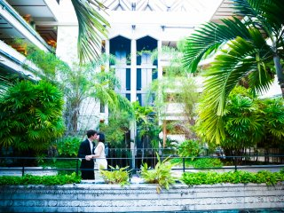 Mayfair Coconut Grove Wedding